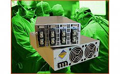 medically approved power supplies. Powerstax-MM series from Westek Electronics